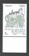 France 2020 -  Château Des Ducs De Bourbon (Montluçon Dans L'Allier) ** - Frankreich