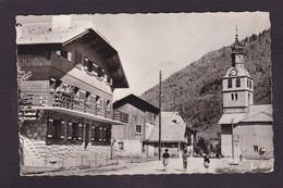 CPSM Haute Savoie 74 Montriond Le Lac Circulé - Andere Gemeenten
