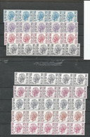 OCB  R 46, 50, 54, 58, 62, 74, 67, 70 En 78 ** Postfris Zonder Scharnier - Coil Stamps