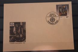 Lietuva; CEPT; EUROPA, 1993, MiNr. 544 Auf FDC - Lituania