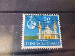 TRINITE ET TOBAGO YVERT  N°186 - Trinidad & Tobago (...-1961)