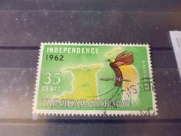 TRINITE ET TOBAGO YVERT  N°195 - Trinidad & Tobago (...-1961)