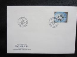 Sweden FDC 2013 Kompass (FDC 6) - FDC