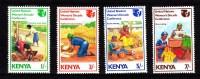 1985 Kenya International Womens Year - Kenya (1963-...)