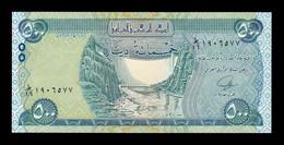 Irak Iraq 500 Dinars 2013 Pick 98 SC UNC - Iraq