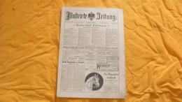 ANCIEN JOURNAL ALLEMAND ILLUSTRIRTE ZEITUNG LEIPZIG UND BERLIN...2 MARZ 1889..NR. 2383 - Revistas & Periódicos