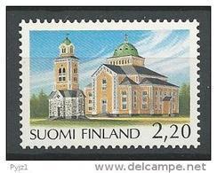 1988 MNH Finland, Finnland, Postfris - Finland
