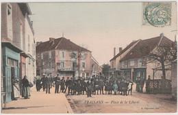 FRAISANS - PLACE DE LA LIBERTE - Zonder Classificatie