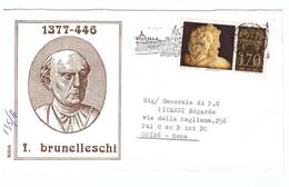 POSTE VATICANE - FDC RODIA - 1978 - MUSEI VATICANI - F. BRUNELLESCHI - - FDC