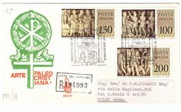 POSTE VATICANE - FDC VENETIA - 1977 - MUSEI VATICANI - RACC N° 104993 - - FDC
