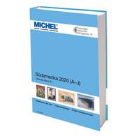 Michel Catalog Südamerika 2020/2021 (ÜK 3) A/J - Stamp Catalogues