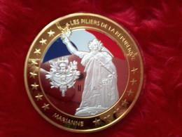 Medaille Geante:MARIANNE - France