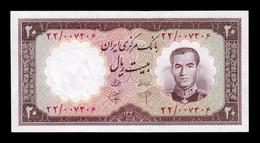 Iran 20 Rials 1340 (1961) Pick 72 SC UNC - Iran