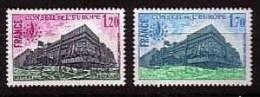 1975-SERVICE N°58/59**CONSEIL DE L'EUROPE DROITS DE L'HOMME - Nuevos