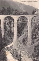 Disentis Russein Viadukt - GR Grisons
