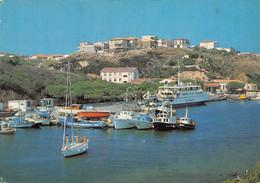 Cartolina Sardegna Santa Teresa Di Gallura Porto - Sassari