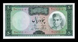 Iran 50 Rials 1971 Pick 90 SC UNC - Iran