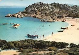 Cartolina Sardegna La Maddalena Spiaggia Rosa - Sassari