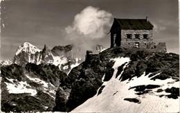 Cabane Du Val Des Dix (9320) * 23. 8. 1953 - Phot. Gyger - VS Valais