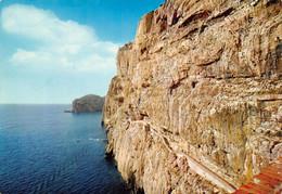 Cartolina Sardegna Alghero Escal Del Cubirol - Sassari