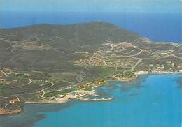 Cartolina Sardegna Stintno La Pelosa E Capo Falcone - Sassari