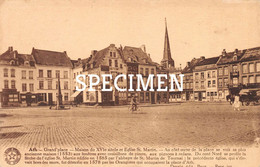 Grand'Place Maisons Du XVIe Siècle - Ath - Ath