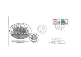 Cover Traveled 1987th - Brieven En Documenten