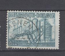 COB 772 Oblitération Centrale MENEN - 1948 Export