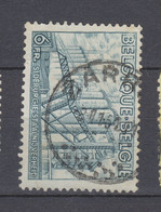 COB 772 Oblitération Centrale ZARREN - 1948 Export
