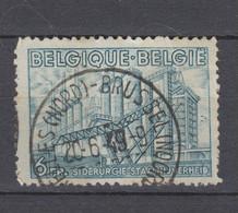 COB 772 Oblitération Centrale BRUXELLES Nord - 1948 Export