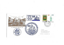 Cover Traveled 1986th - Brieven En Documenten