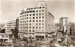 CPSM  Jordanie Beyrouth Place Assour - Giordania
