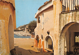 Cartolina Sardegna Porto Cervo Scorcio Del Paese - Sassari