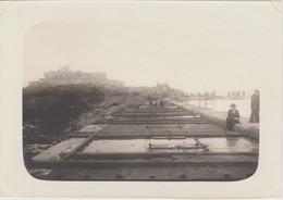 Fin 19 S.d. 20è  Photo 17, Cm X 11   (35 ) ST MALO ET SES ENVIRONS. FORT NATIONAL PARC A HOMARDS - Luoghi