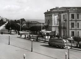 ITALIA AGRIGENTO Piazza Della Stazione E Viale Della Vittoria ITALIE Autobus Station ESSO ITALY Railway Square Bus - Agrigento