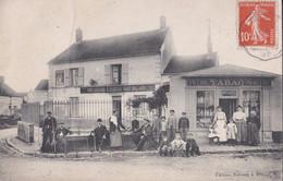 VILBERT                         CAFE  A DUVEAU - Autres Communes