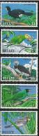 Belize 2009, Endangered Birds, MNH Stamps Set - Belize (1973-...)
