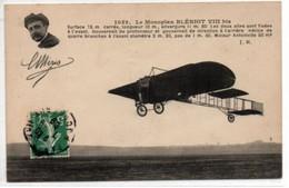 Le Monoplan BLERIOT VIII Bis - ....-1914: Precursors