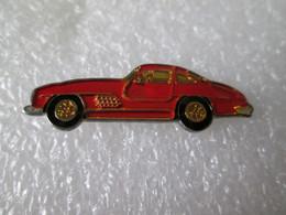 PIN'S    MERCEDES  300 SL  GULLWING - Mercedes