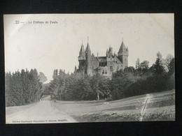 Gesves - Le Chateau De Faulx - Gesves