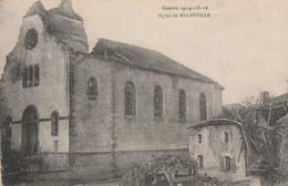 N°5023 R -cpa église De Migneville- - Sonstige Gemeinden