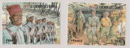FRANCE 2017 Issu Du Bloc F5138  LE CHEMIN DES DAMES 1917 - 2017 TIMBRE NEUF - Frankreich