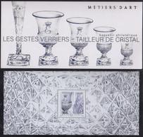 France 2019 Tailleur De Cristal BS 152** - Souvenir Blocks & Sheetlets