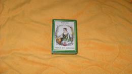 JEU DE 54 CARTES FLEURS PARCS ET JARDINS..EDITIONS DUSERRE PARIS...DATE ?.. - 54 Cartes