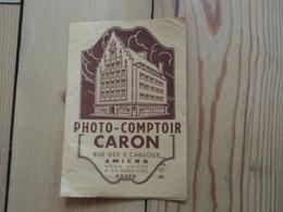 Petite Pochette Ancienne - Photo-comptoir CARON AMIENS - Unclassified