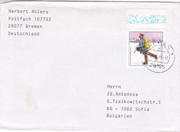 Germany – Bulgarien Brief 1995 - [7] Federal Republic