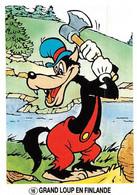 Image Mickey Grand Loup Finlande - Finlandia