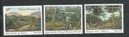 Timbre De Polynésie Française Neuf ** N 498/500 - Neufs