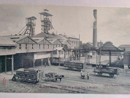 Carte Postale Ancienne  MINES DE MARLES .Rimbert - Altri Comuni