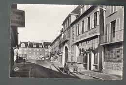 CP - 14 - Condé-sur-Noireau  -  La Poste - Citroën 2cv - Andere Gemeenten